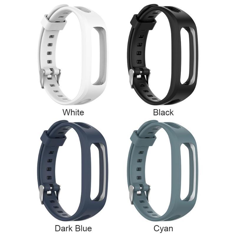 Силиконовый ремешок для часов Huawei Honor Band 4, версия для бега, силиконовый ремешок для Huawei Band 3e