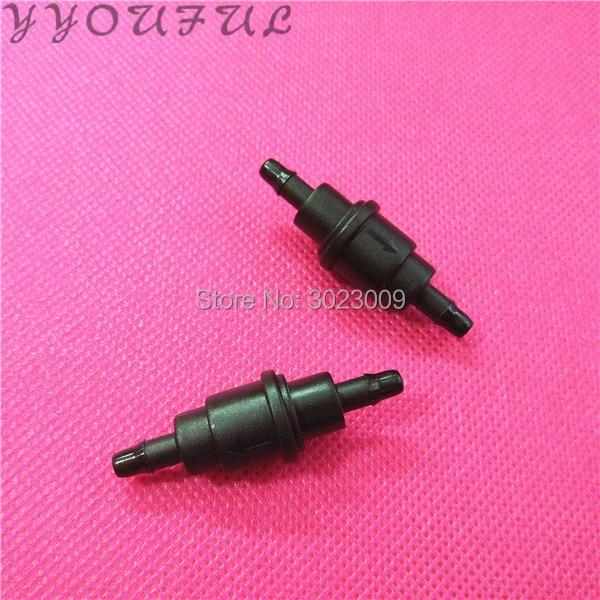 5X3MM 4X3MM tinta de impresora de la válvula de una vía para Liyu Allwin Zhongye Galaxy mi jet JHF Vista Zhongye Flora una tinta de UV 6 uds