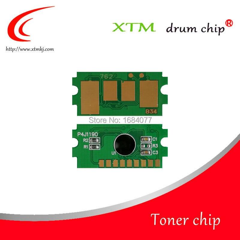 50X Toner chip TK-1122 TK1122 for Kyocera FS-1060DN 1125MFP 1025MFP toner cartridge laserjet count chip