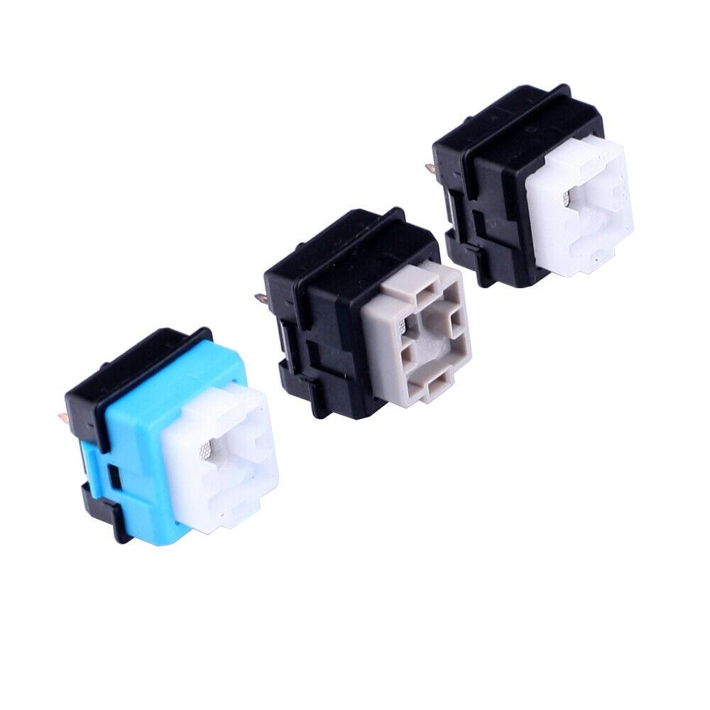 4X синий/черный/серый Romer-G механические переключатели клавиатуры для клавиатуры logitech G810 G910 G413 G Pro