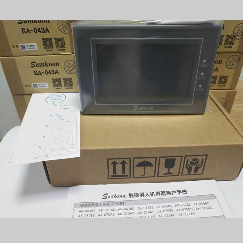 Samkoon جديد EA-043A 4.3 بوصة لوحة شاشة لمس HMI