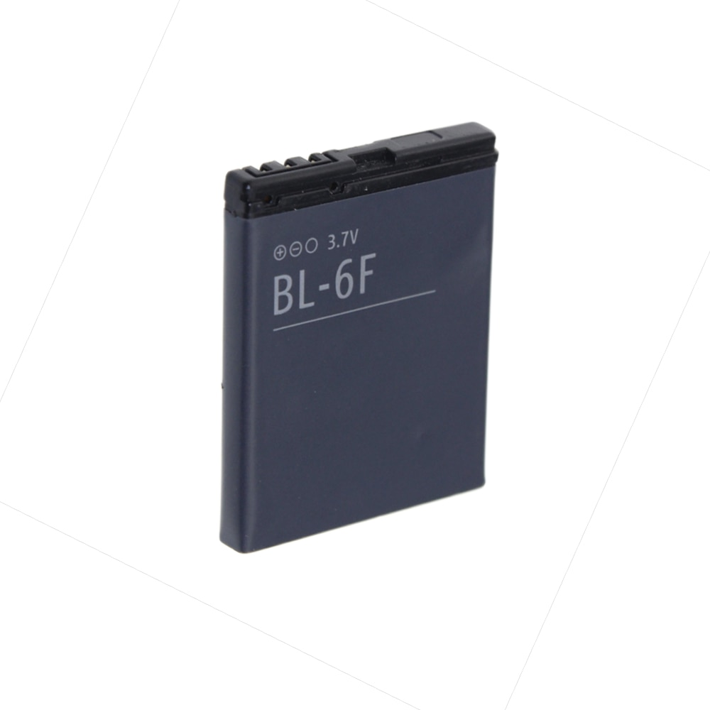 5 unids/lote 1200mAh BL-6F BL 6F BL6F batería para Nokia 6788 N78 N79 N95 6788 6788I batería