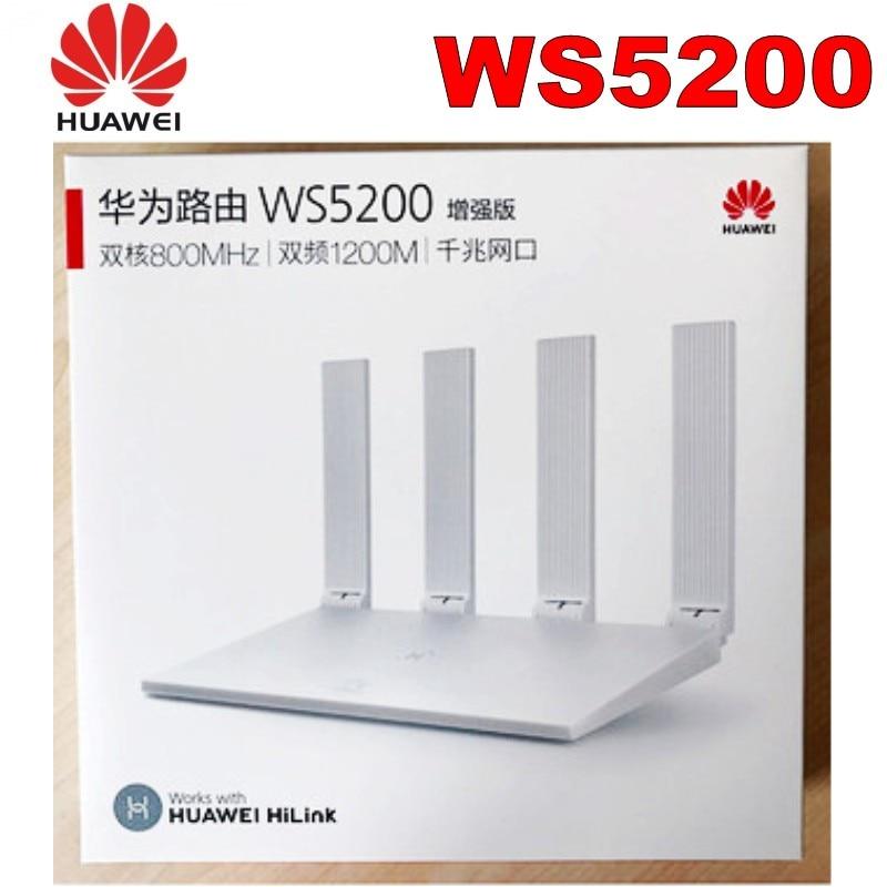 Huawei WS5200 11ac 2,4G/5G Dual Gigabit Wireless Router