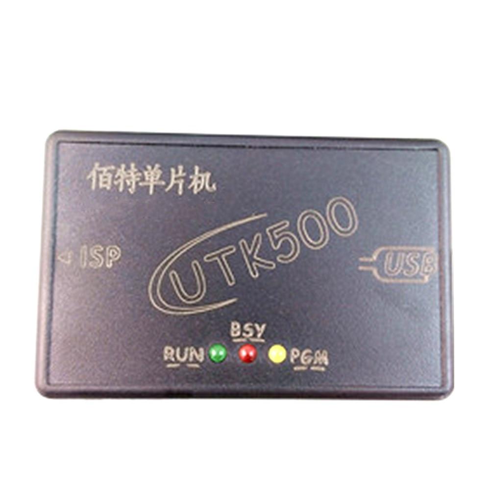 USB STK500 UTK500 standard ISP 10PIN interface support for Arduino download Bootloader