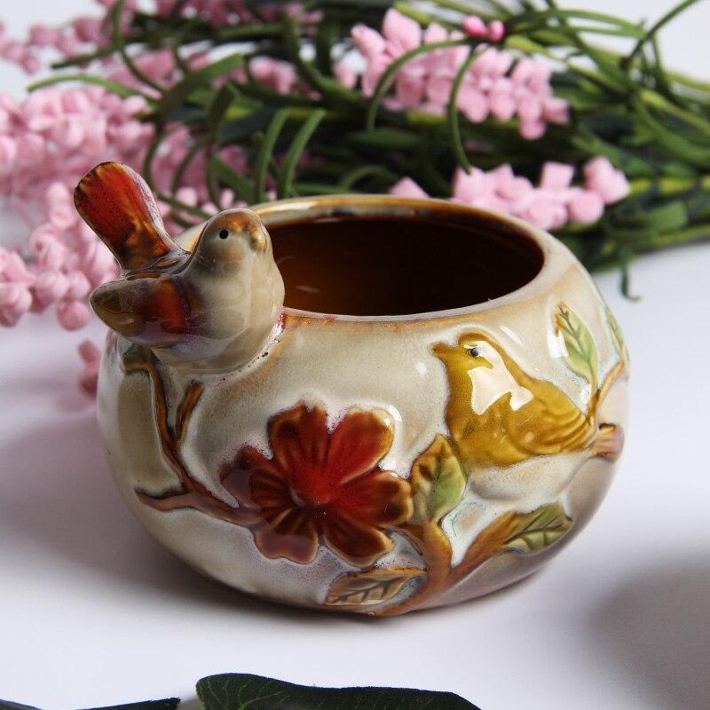 Декоративная керамическая чаша, фарфоровые милые животные, аксессуары, подарок, искусство, домашнее украшение, миски, прекрасный контейнер ...