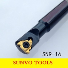 SNR0013M16 SNL0013M16 Lathe tool holder Use 11IR/11NR/11ER-A60/AG55 CNCInternal Threading Cutting Tool  Internal Turning Tools