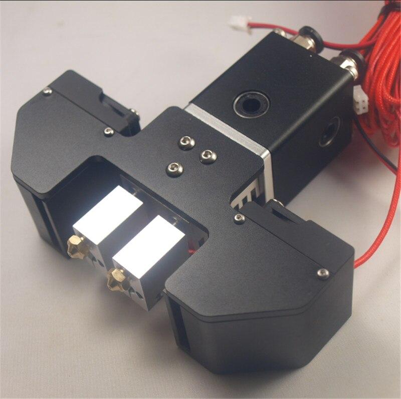 Ultimaker الأصلي/2 NTC 3950/PT100/K-نوع الحرارية Cyclops البركان هوتند عدة نهاية ساخنة ل Reprap ثلاثية الأبعاد أجزاء الطابعة