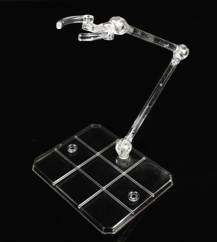 1 Uds. Soporte figura DE ACCIÓN DE Dragon Ball tipo Soul soporte de pie para escenario acto apto para juguetes figma SHF robot Seiya