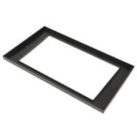 Black Fascias Car DVD Radio Stereo 2 DIN Face Trim Panel Frame Kit
