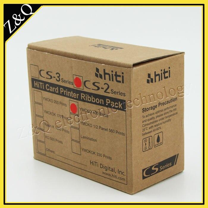 Hiti CS-200E или CS200e принтер YMCKO цветная лента