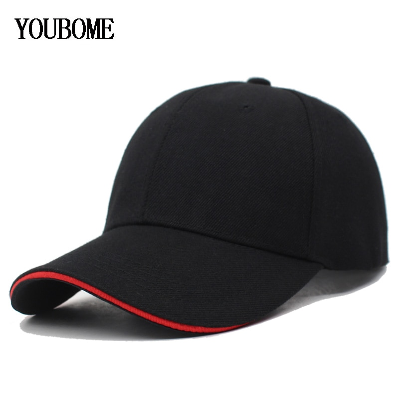 YOUBOME Women Baseball Caps For Men Brand Snapback Plain Solid Color Gorras Caps Hats Fashion Casque
