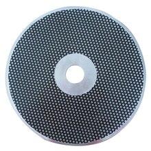 1 pc disque de roue de coupe de feuille de sable de diamant de laboratoire dentaire sur le nettoyage et la coupe de la pierre principale et de la pierre de comptoir modèle 250mm 10 inch
