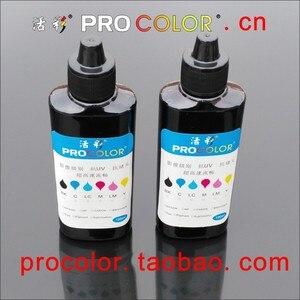 PROCOLOR 774 T774 PIGMENT BLACK INK BOTTLE 100ML*2 ink refill kit For Epson workforce M105 M205 M 105 205 MEAFIS inkjet printers