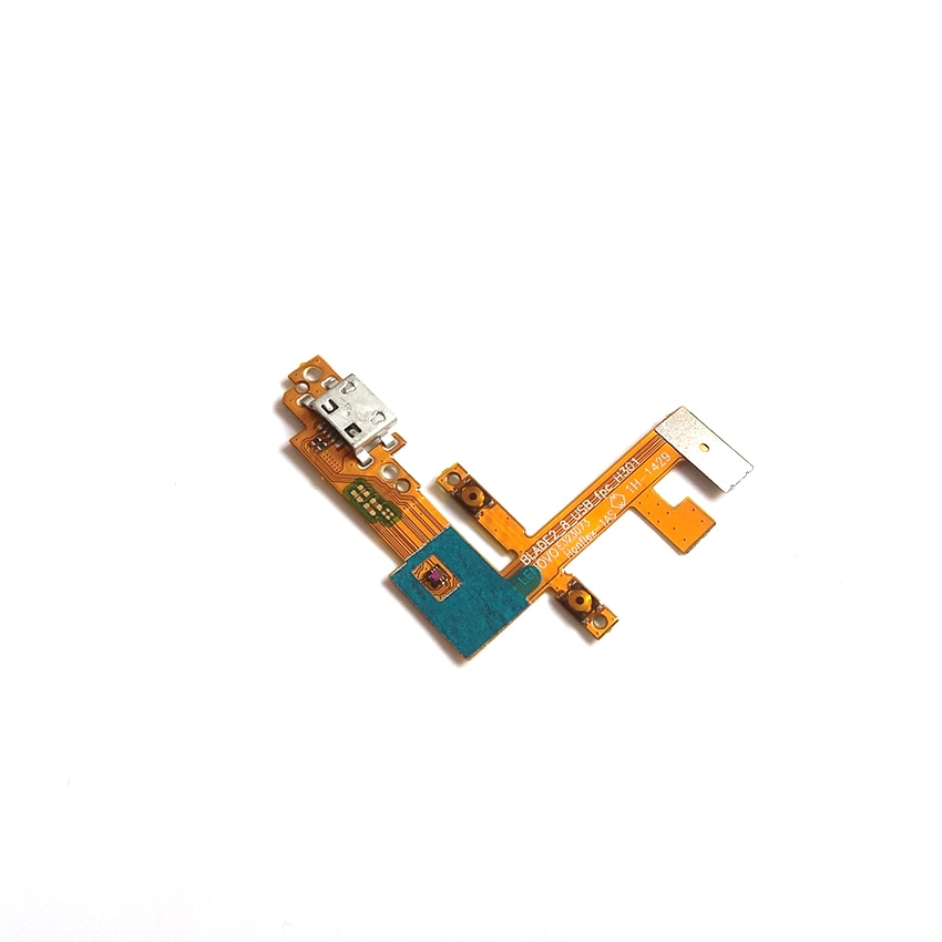 Para Lenovo YoGa Tablet 2 830 830F Cargador Micro USB conector de clavija placa USB puerto de carga Cable flexible