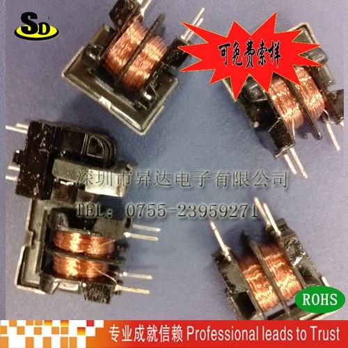 10 pcs/Wave filter Indutores de modo comum UU9.8/UF9.8 7*8 MM 30MH 31MH 32MH 33MH 34MH 35MH 36MH 37MH 38MH 39MH 40MH 41MH 42MH 43MH