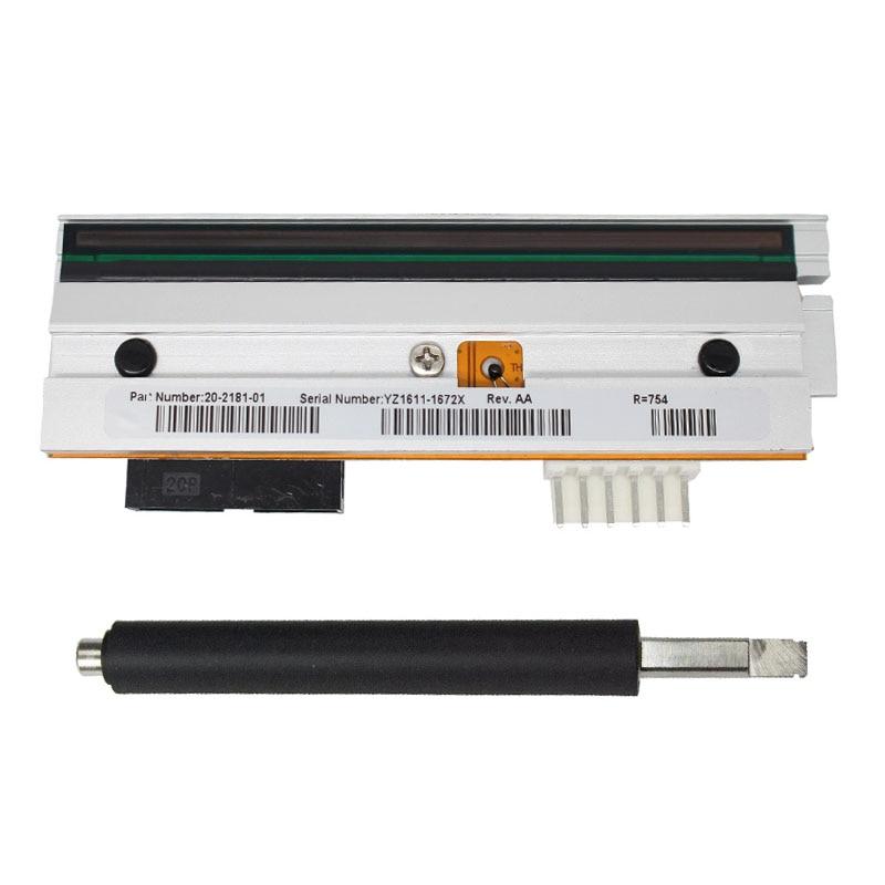 جديد رأس الطباعة متوافق ل Datamax I-4208 I4208 رأس الطباعة رأس الطباعة دكتوراه 20-2181-01 20-2181-01 + المطاط الأسطوانة (نمط جديد)