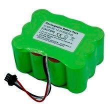 Nouvelle batterie daspirateur Type 14.4V SC 3500mAh Ni-MH pour KV8 Cleanna XR210 XR510 série Zebot Z520 Fmart R770 S350