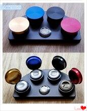 NOUVEAU! Les tasses dhuile tiennent lalliage moulé sous pression avec la réparation de montre de 4 récipients colorés