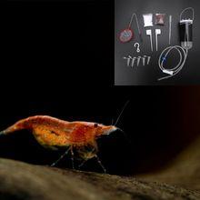 Incubateur de crevettes daquarium   Kit doutils déclosion dœufs de crevettes féeriques, équipement de réservoir de poissons, fournitures pour animaux domestiques, petit costume 2019
