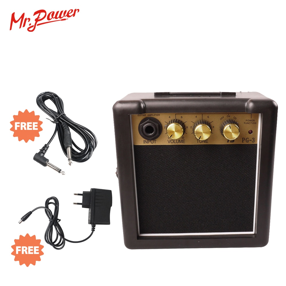 Altavoz Amplificador de Guitarra eléctrica portátil, Mini Amplificador de Guitarra eléctrica portátil,...