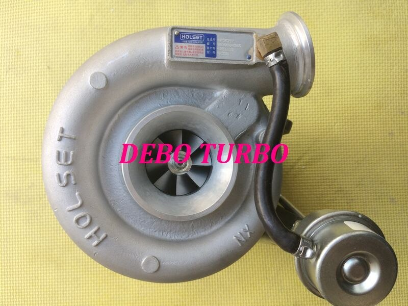 Nuevo genuino HX35W 4051138, 4051246, 404507, 4050297 Turbo turbocompresor para Dongfeng Tianjin camión CUMMINS 6BT 6BTA 5.9L 118KW/160HP