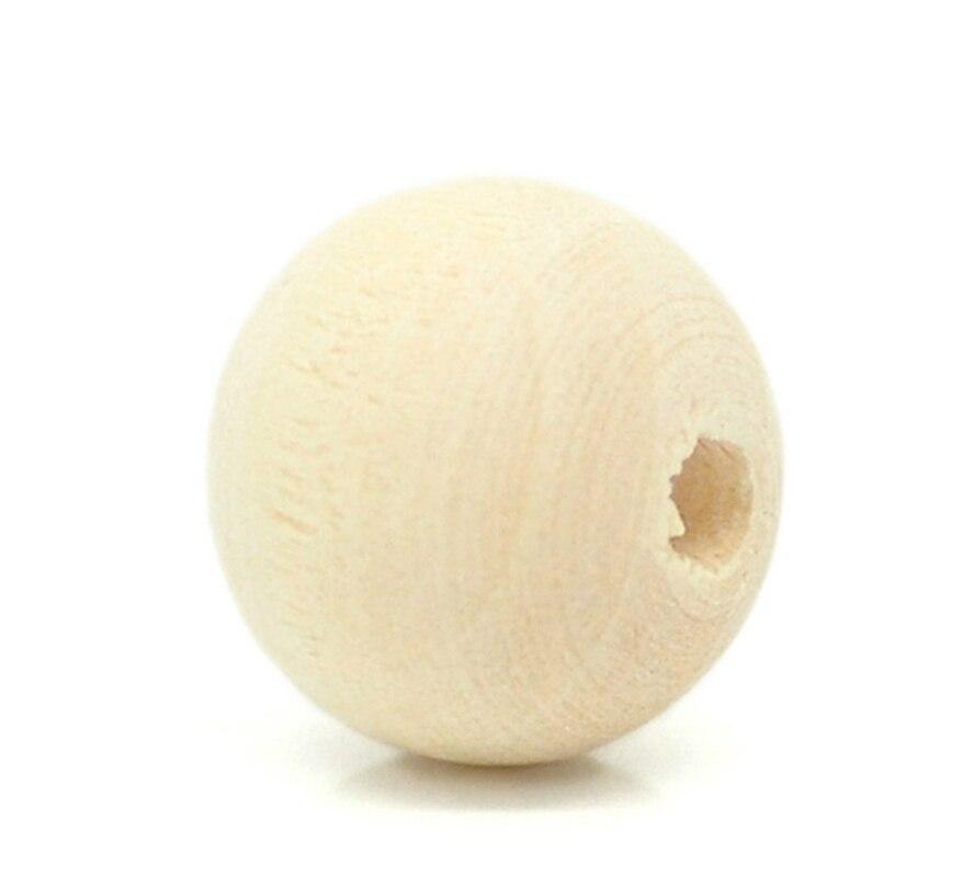 """DoreenBeads 200 Uds. Cuentas espaciadoras de madera Natural 12x11mm(1/2 """"x3/8"""") (B18803), yiwu"""