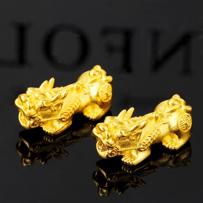 ¡Novedad de 2018! ¡superventas! Estampado de monedas de cobre chapadas en Latón dorado, accesorios Brave Troops, accesorios manuales de bricolaje chapados en oro 3D