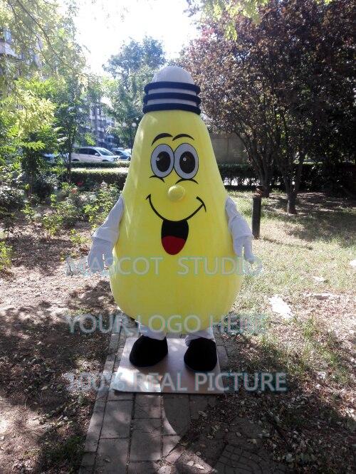 light bulb mascot costume lightbulb led custom fancy costume anime cosplay kit mascotte theme fancy dress carnival costume 41329