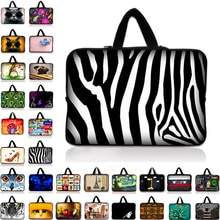 9.7 10.1 12 13 14 15.4 17.3 17.4 Laptop Bag Sleeve Netbook Case Cover For ASUS Dell HP Macbook 13.3'