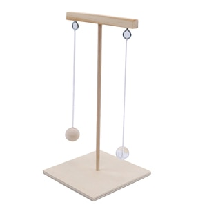 Children Creative Kid Scientific Toys Diy Pendulum Instrument Physics Science Experimenter Material Education Toys For Students