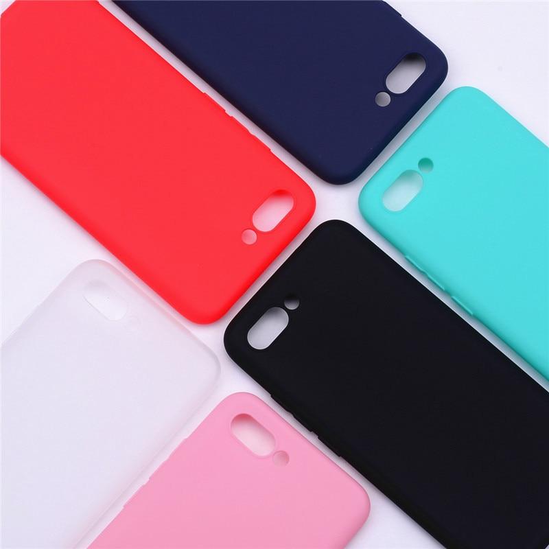 Huawei honor 10 caso capa de silicone 5.84 macio tpu caso para honra 10 coque etui hoesje funda para huawei honra 10 casos de telefone
