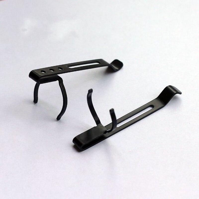 Para Convoy S2/S2 +/M1/C8 linterna Mini cuerpo Clip bicicleta linterna Clip MTB bicicleta de montaña de luz Led cuerpo Clip piezas de bicicleta