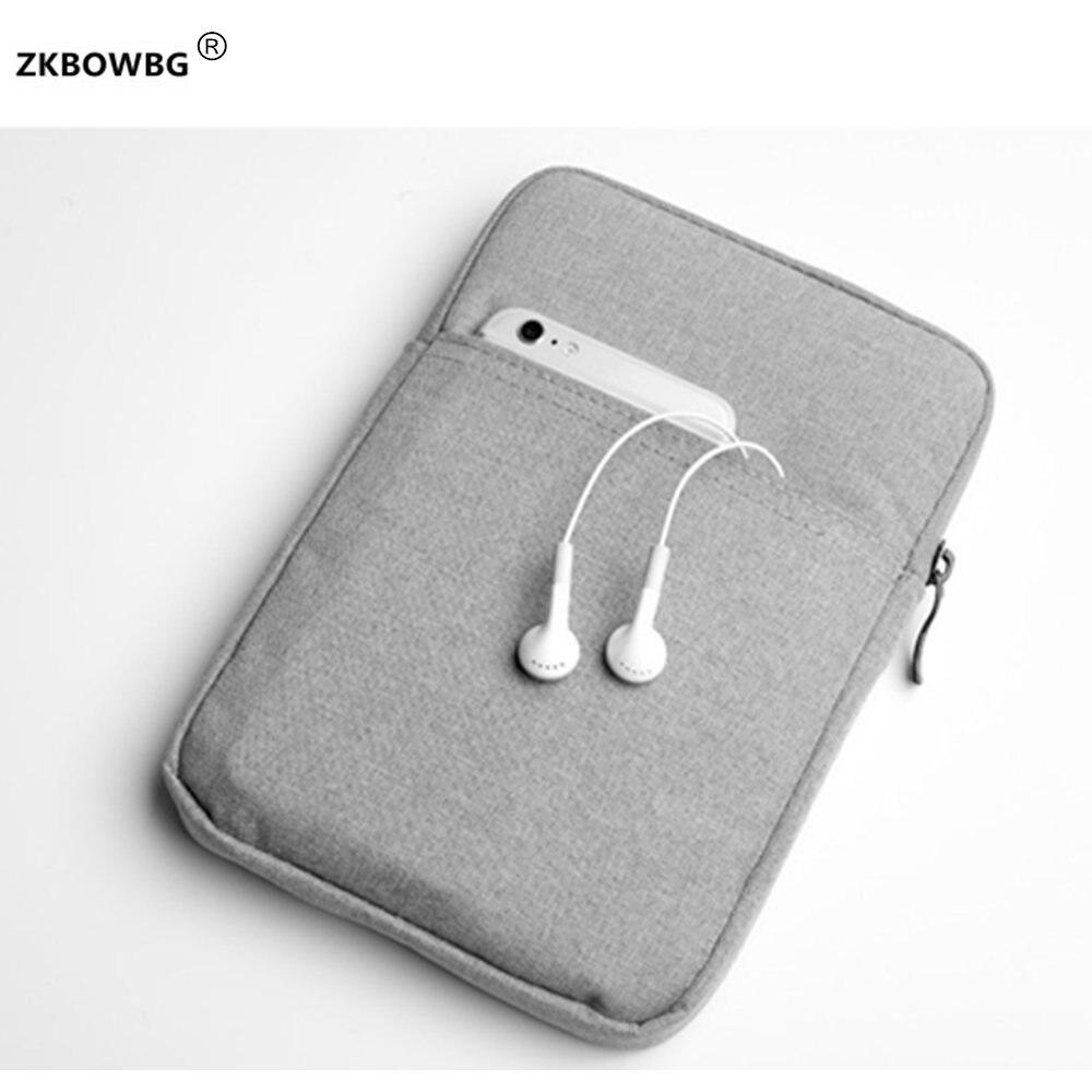 Shockproof Casual Sleeve Pouch Bag for Alcor Myth LED 8GB for TeXet TB-136SE/146SE/416/416FL/526FL EReader 6 Inch Universal Case