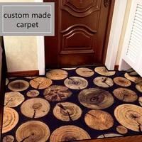 advanced customization mat countryside entrance mats non slip kitchen carpet bedroom study carpet living room coffee table rug