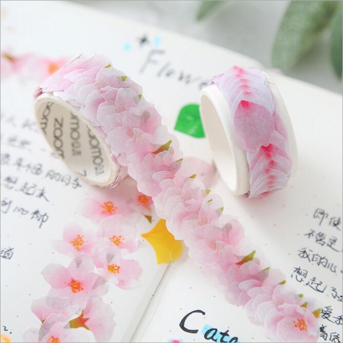 200 piezas/rollo hermoso Animal creativo DIY pegatinas adhesivas mano libro decoración etiqueta engomada de papel de cinta adhesiva