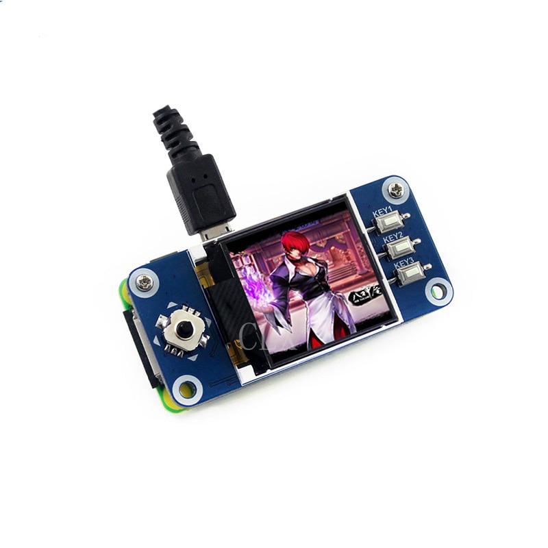 Raspberry Pi 3 model b zero w 1.44 inch LCD Raspberry Pi LCD