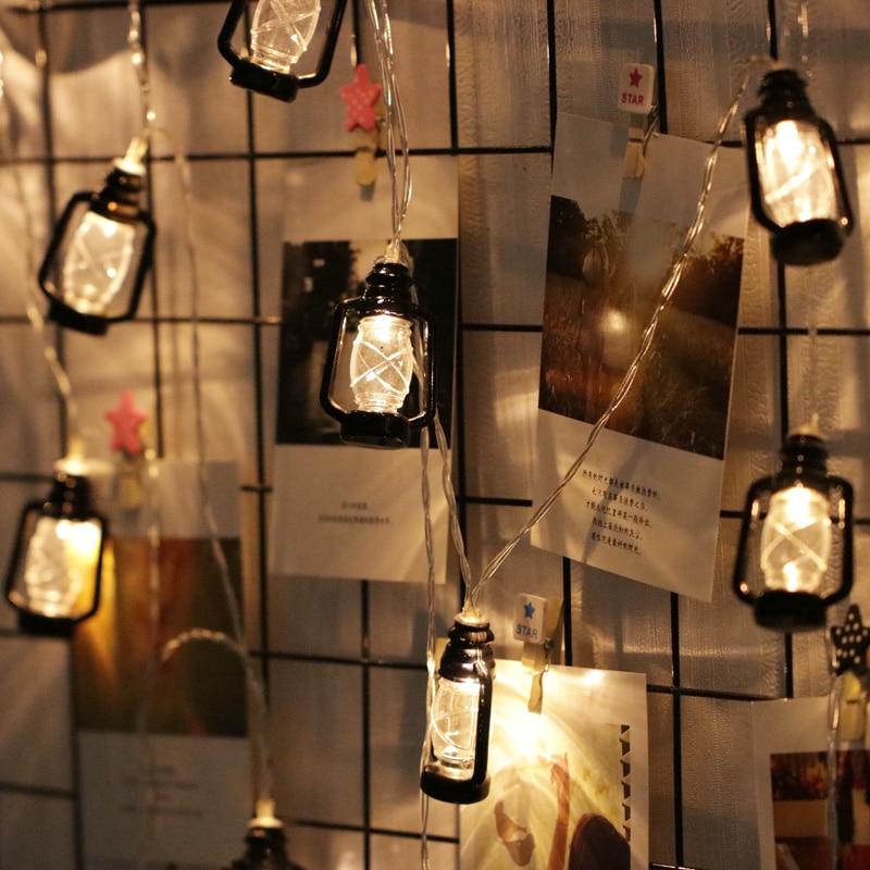Водяная масляная лампа, гирлянда, водонепроницаемые светодиодные украшения, Рождественская сказочная гирлянда, праздничное свадебное укр...