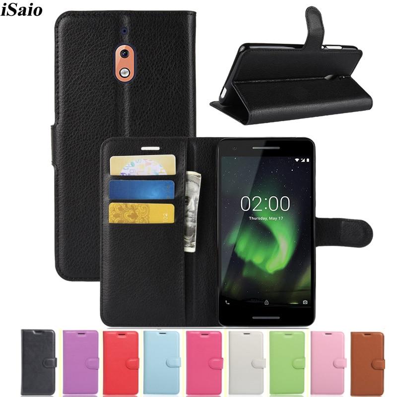 Pour Nokia 2.1 2018 3.1 7.1 etui portefeuille en cuir pour Nokia 3.1 Funda étui de téléphone portable pour Nokia 7.1 Hoesje fente pour carte