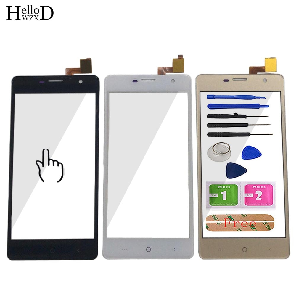 Touch Screen Panel For DEXP Ixion ES950 Touch Panel Touch Screen Digitizer Front Glass Sensor Smartphone Mobile Tools Adhesive mobile touch screen for alcatel one touch pop c7 7041 ot 7041d 7041x 7040e 7041d front touch screen digitizer panel sensor