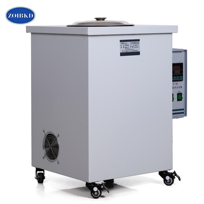 ZOIBKD Lab Equipment GYY -10L Series High Temperature Thermostatic Circulating Oil Bath