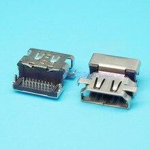 Lot de 10 prises HDMI et ports USB HD 19 broches, pour acer, samsung, hp, lenovo, etc.