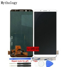 For OPPO A79 A79t LCDs Touch Screen 6.01