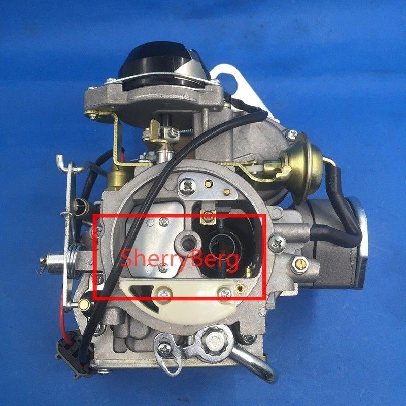 Carburador nuevo con envío gratis para Nissan 720 pickup 2.4L Z24 Engine 1983-1986 16010-21G61