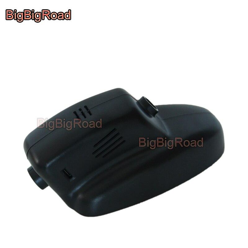 BigBigRoad-voiture DVR Wifi   Enregistreur vidéo Dash, caméra à caméra pour Jaguar XJ XF 2005 2008 2009 2010 2011 2012 2013 2014 2015