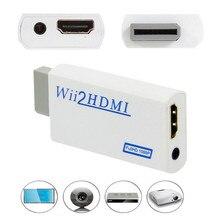 Adaptateur de convertisseur   Full HD 1080P, Wii vers HDMI, 1080P, sortie Audio 3.5mm