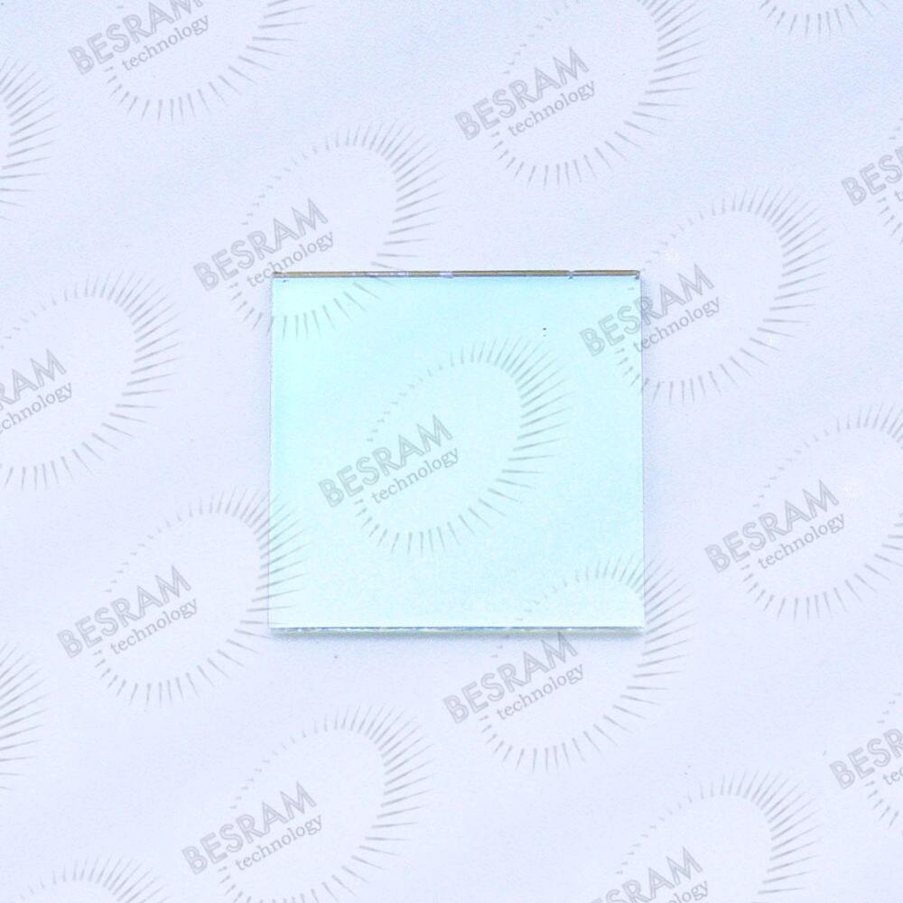 25*25mm RGB Laser Optical Lens filter Passagem Refletir Azul Verde Vermelho