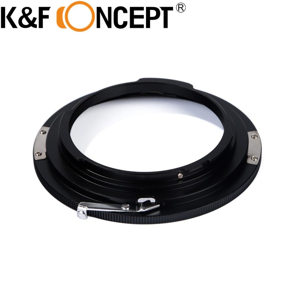 K & F concepto Pentax 645 lente para Hassel Hasselblad HB Cámara adaptador de montaje para lentes