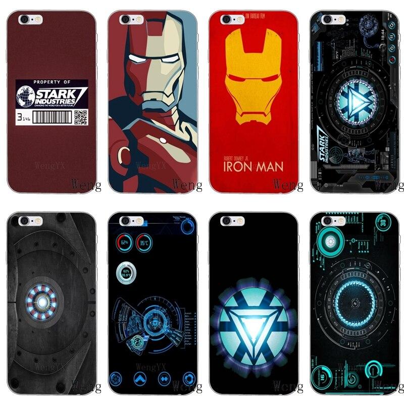 Macio Caso de Telefone Logotipo Maravilha Homem De Ferro reator Stark Industries Para Huawei P30 P20 P10 P9 P8 pro Lite plus P Mini Smart GR5 2019