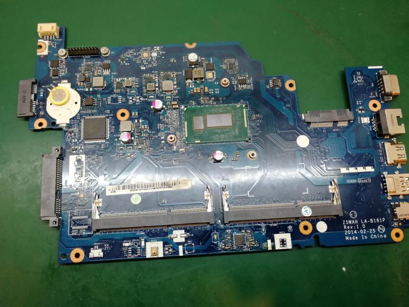Acer macro E5-571 E5-531 motherboard i5-CPU LA-B161P NBML811004