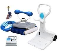 18m כבל רובוט מנקה בריכה שחייה 2028 עבור כל סוגים של בריכת משלוח חינם אוטומטי מנקה בריכה מנקה
